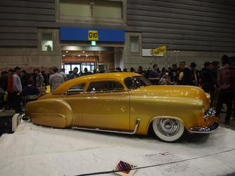 Yokohama Hot Rod Custom Show 2016